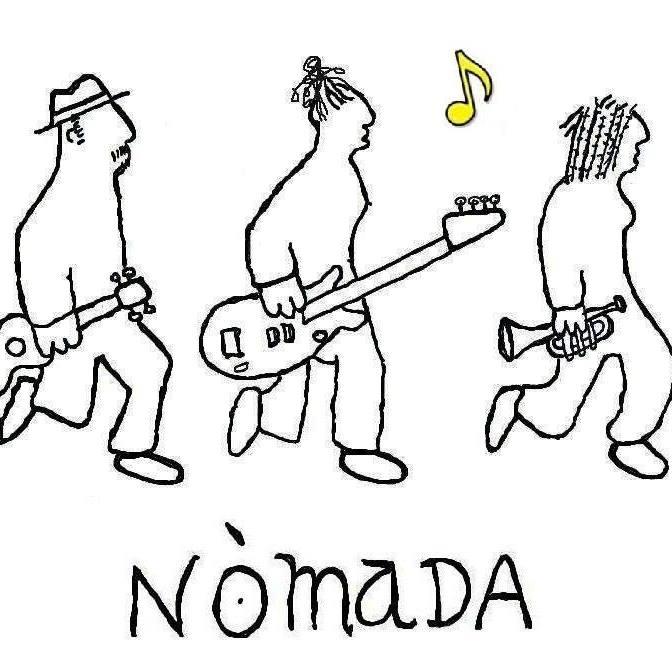 Nòmada trío
