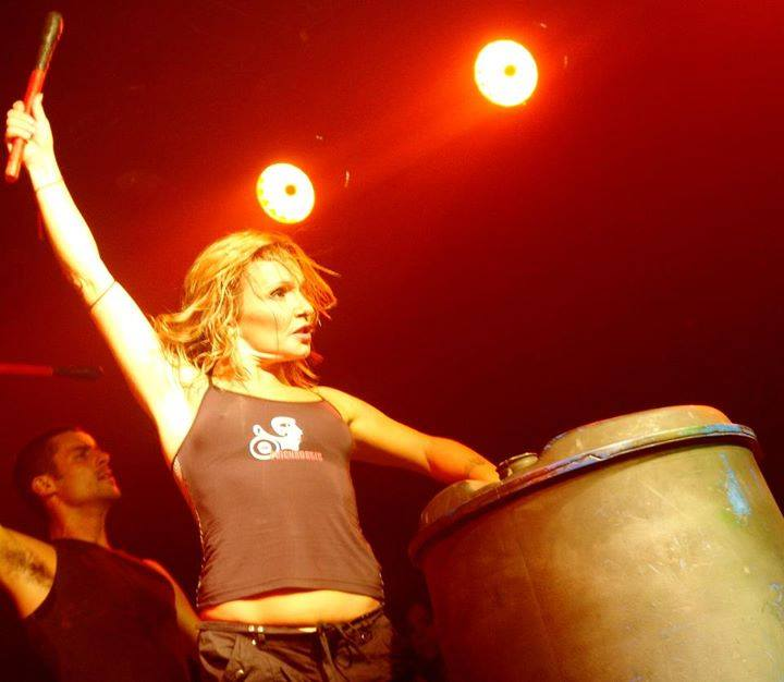Percussive DANCE - Body-Percussion por Laura Garcia Lopez