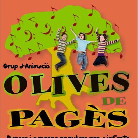 Olives de pagès