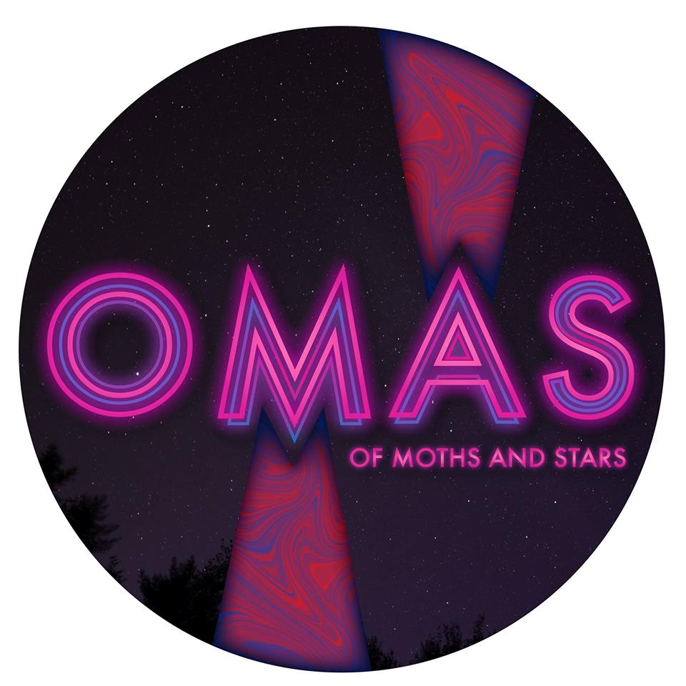 Logo Of Moths and Stars